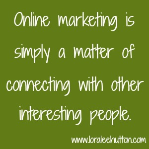 Two Easy Questions to Jump-Start Your Online Marketing