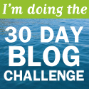 Momentum & Blog Challenges