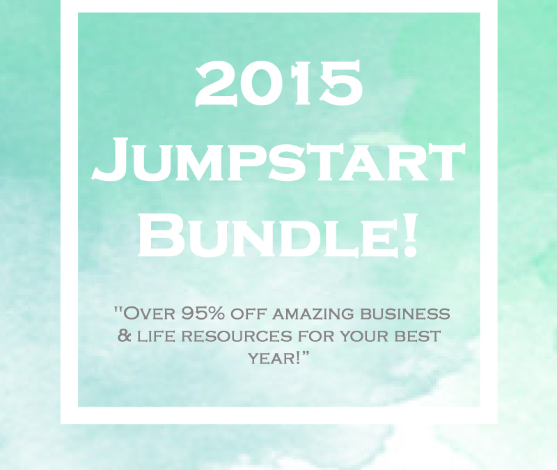 2015 JumpStart Bundle : Day 5 - #12DaysGiveaway