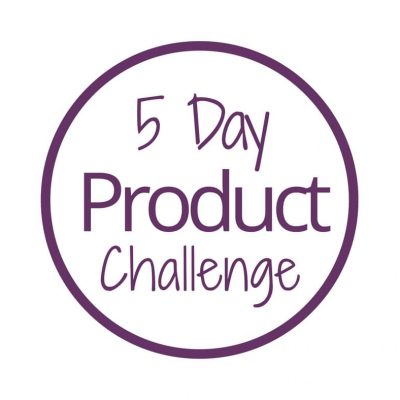 5 Day Product Challenge