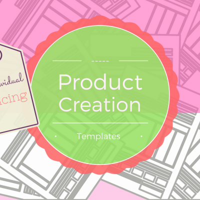 template-product-creation